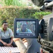 Interviewing Rose Kiwanuka
