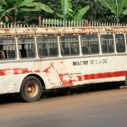Ministry of Health Bus